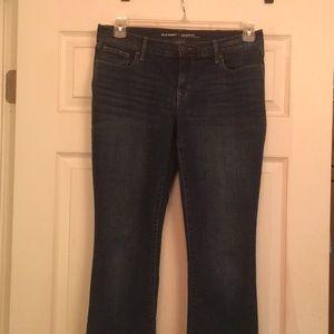 Old Navy Original size 8 jeans